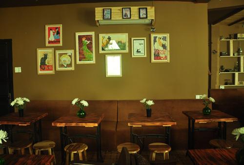 quán Vecchio cà phê