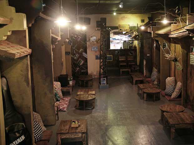 cafe Sleepy Town