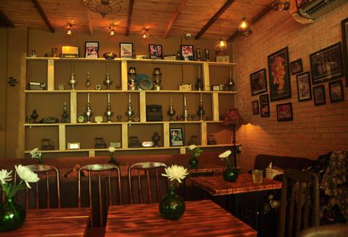 quán cà phê Vecchio quận 3
