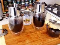 Làm thế nào để pha một ly cà phê kiểu Việt Nam?