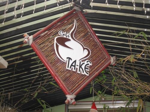 cà phê take
