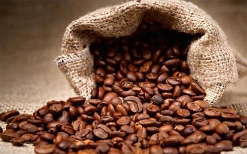 Giá cà phê rớt mạnh
