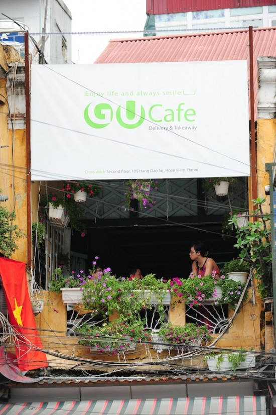 Gu Cafe hà nội