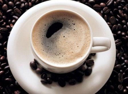 Làm đẹp từ cà phê