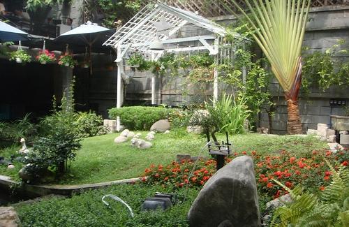 Cà phê Du Miên: 4 mùa trong khu vườn xinh