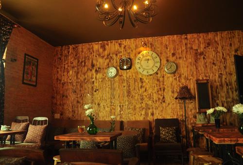 Quán cà phê Vecchio: Không gian Ý đầy tinh tế và sang trọng