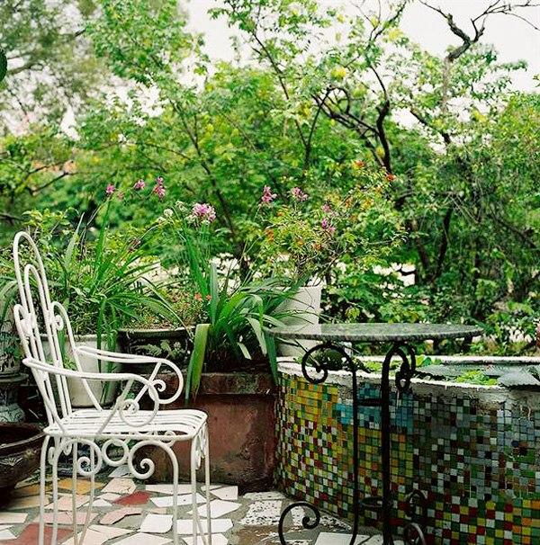 Hình ảnh quán cafe Chim Xanh