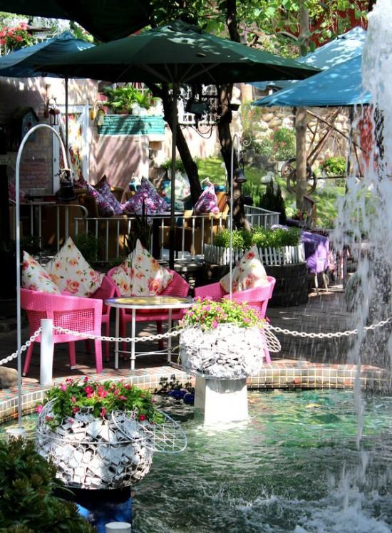 Quán cafe country house ở Gò Vấp. Ảnh 4