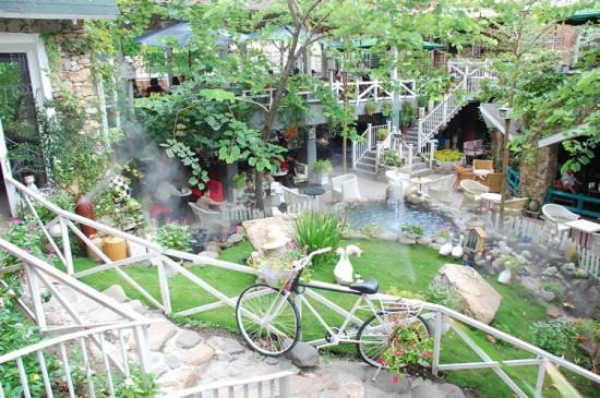 Quán cafe country house ở Gò Vấp. Ảnh 2