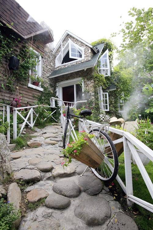 Quán cafe country house ở Gò Vấp. Ảnh 6