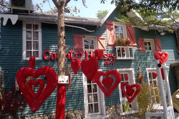cafe Country House - Phan Văn Trị