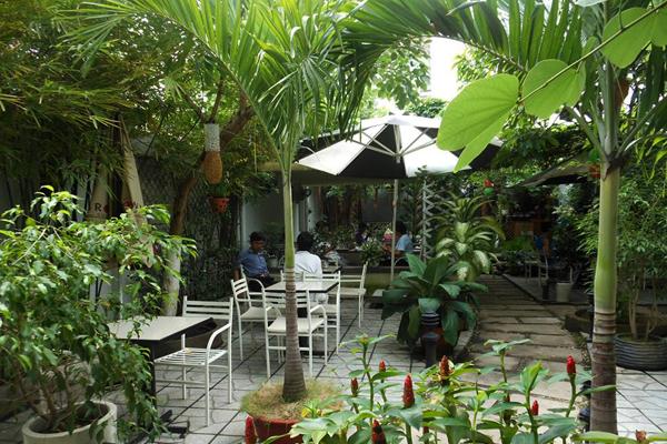 Quán cafe Trung Du Xanh