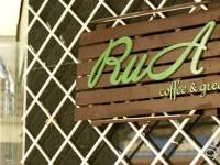 RuA – Quán Cafe xanh mang phong cách bảo vệ môi trường