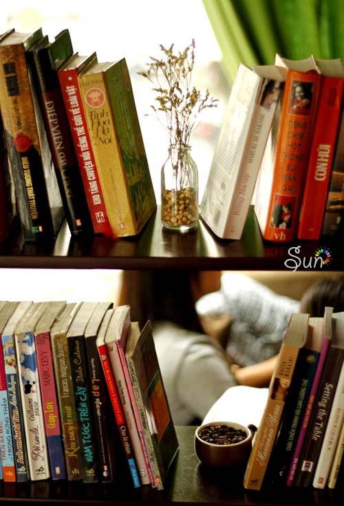 Quán Cafe xanh RuA Hà Nội