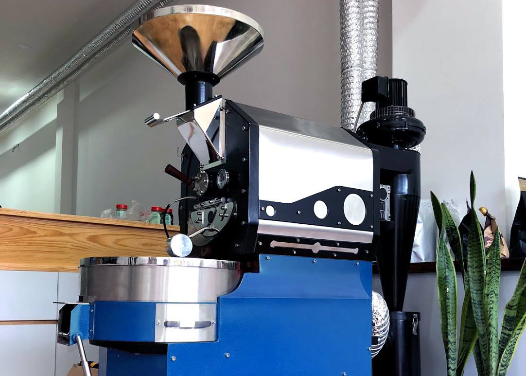 Địa chỉ bán máy rang xay cà phê cao cấp  May-rang-cafe-cua-y5cafe